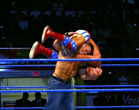 Cena Sucks vs You Suck~ Kurt Angle Official Blog