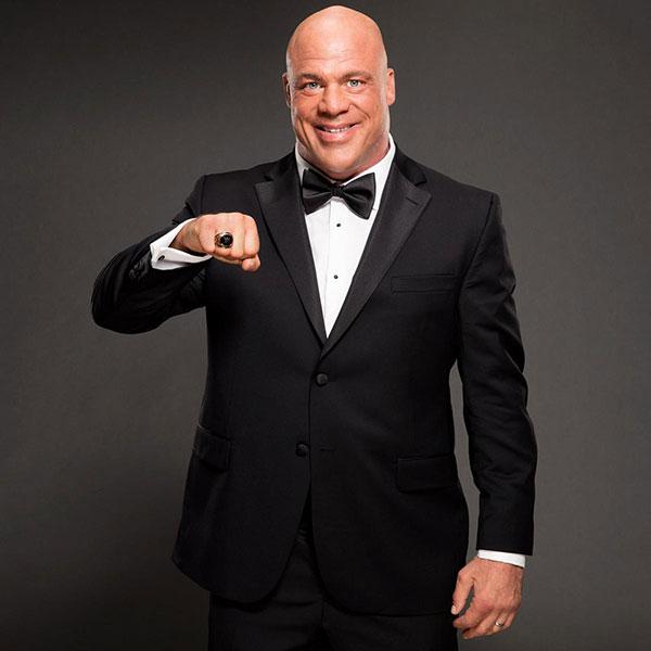 Kurt Angle 2019 WWE Hall of Fame