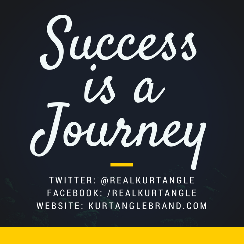 Success is a Journey - Kurt Angle Official Blog