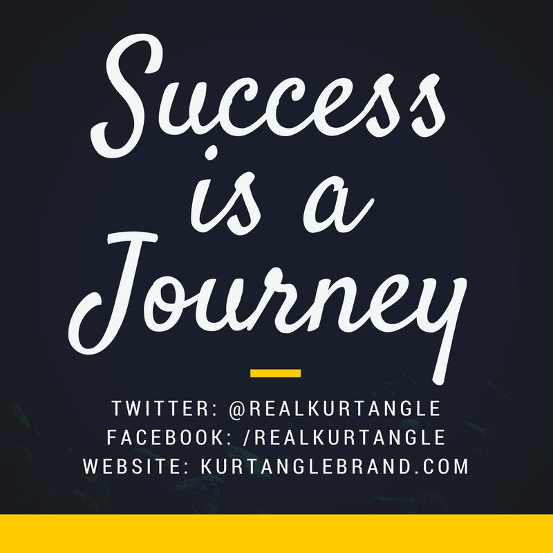 Success is a Journey - Kurt Angle Official Blog