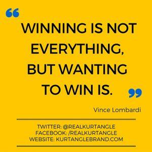 Creating a Champion- Kurt Angle Official Blog