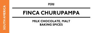 Finca Churupampa label