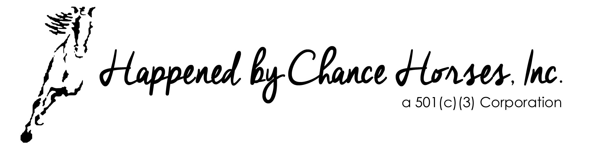 Happened by Chance Horses, Inc.