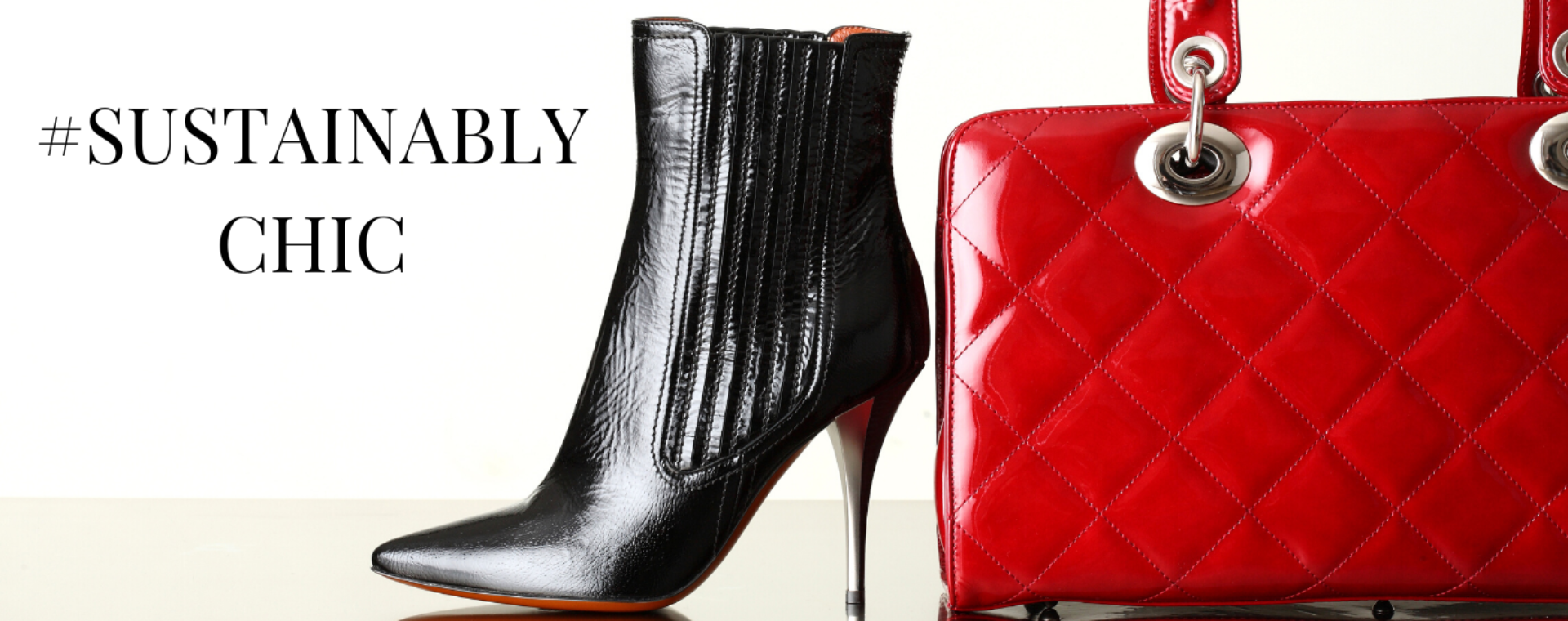 #Sustainably Chic News, Shoes & Fashion