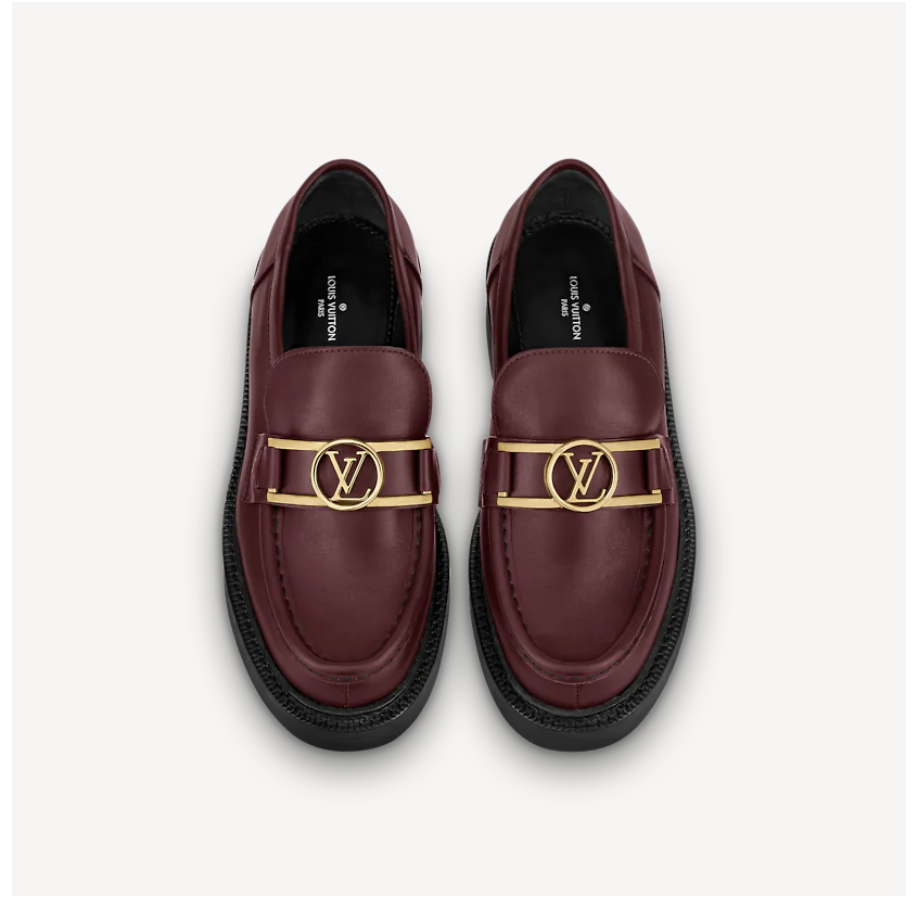 LOUIS VUITTON ACADEMY LOAFER