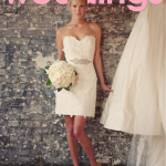 La Vie en Rose Design's Bridal Bouquet is Featured on Cover of Tampa Bay Weddings Magazine