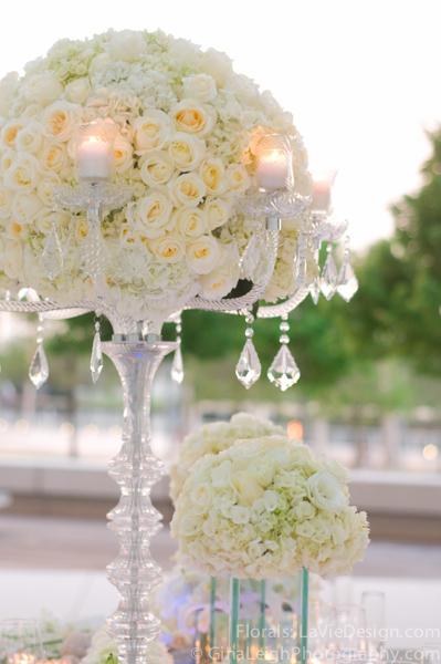 la-vie-en-rose-tampa-bay-wedding-magazine-summer-2011-white-ivory-votvies-glass-crystal-candelabra-candle-cover-shoot-musume-of-art-florida