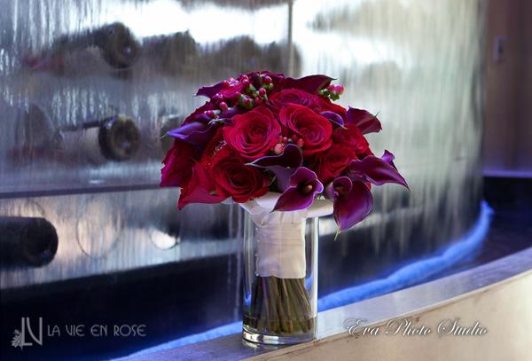 la-vie-en-rose-wedding-bridal-bouquet-lily-rose-purple-red-westin-tampa-bay-florida