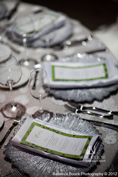 la-vie-en-rose-special-event-jouney-to-love-white-guest-table-modern-glass-chargers-reception-tampa-florida