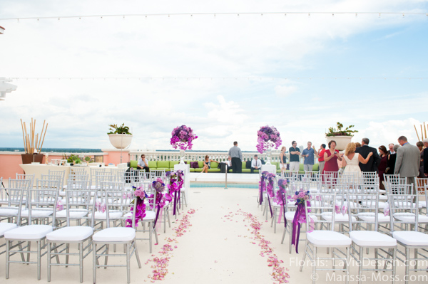 la-vie-en-rose-lounge-furniture-pew-decorations-purple-phalaenopsis-orchid-hyatt-clearwater-beach-florida