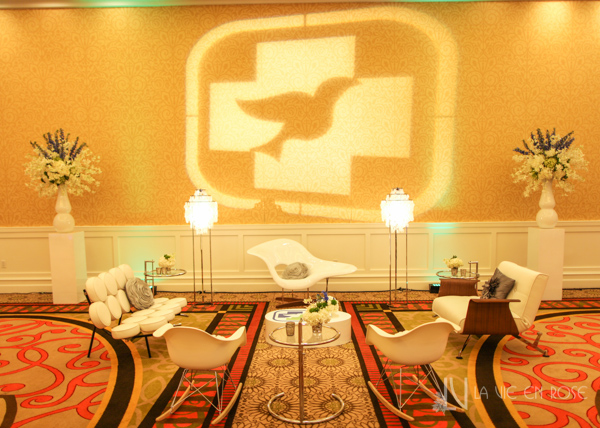 la-vie-en-rose-white-eames-le-chaise-eiffel-rocking-chair-eileen-gray-side-table-mother-of-pearl-floor-lamp-marshmallow-sofa-lounge-furniture-pin-lighting-corporate-party-sandpearl-resort-clearwater-florida-