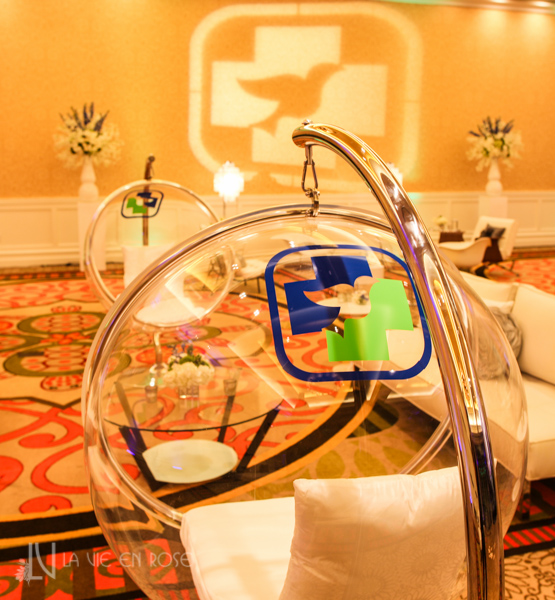 la-vie-en-rose-white-green-purple-bubble-chair-sofa-lounge-furniture-pin-lighting-corporate-party-sandpearl-resort-clearwater-florida-