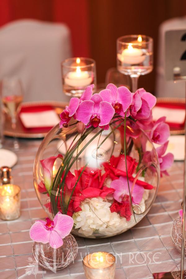la-vie-en-rose-wedding-silver-chair-cover-linens-guest-table-floating-candle-centerpiece-globes-phalaenopsis-orchid-peonie-hydrangea-mini-calla-hyatt-regency-clearwater-beach-florida