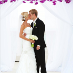 La Vie en Rose Design's Bride's Wedding is Featured in Tampa Bay Weddings Magazine