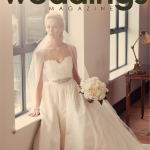 Our Bridal Bouquet is Featured on the Cover of Tampa Bay Weddings Magazine for Winter 2012