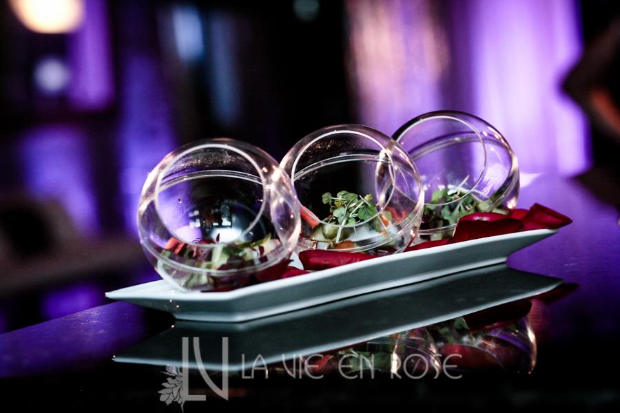 la-vie-en-rose-knot-wedding-mixer-catering-appetizer-purple-1930-grand-room-tampa-florida