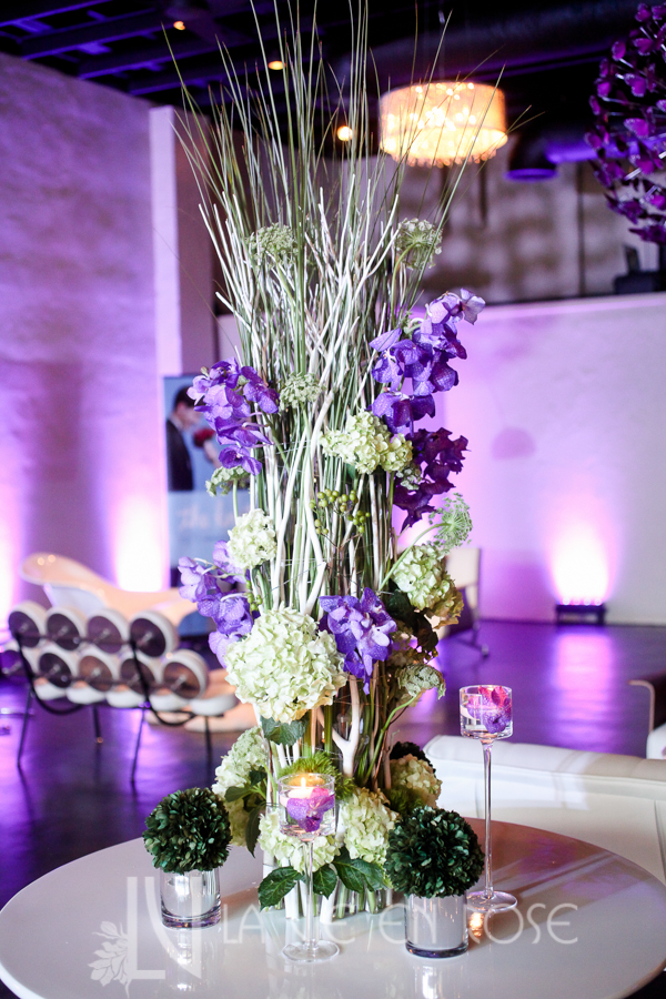 la-vie-en-rose-knot-wedding-mixer-white-purple-branch-floating-candle-orchid-centerpiece-1930-grand-room-tampa-florida