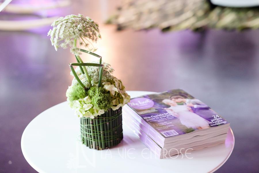 la-vie-en-rose-knot-wedding-mixer-magazine-centerpiece-bamboo-1930-grand-room-tampa-florida