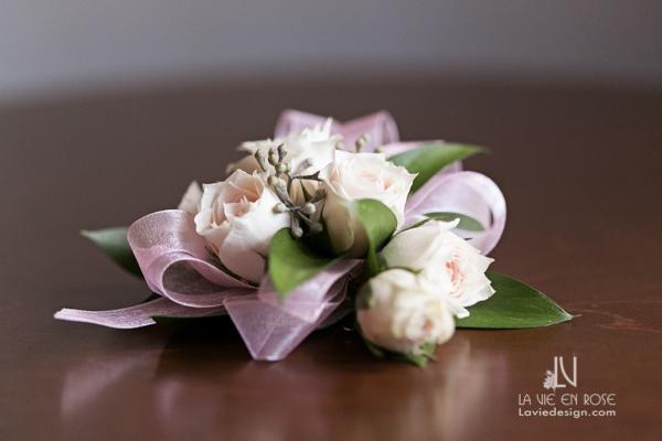 la-vie-en-rose-corsage-pink-sprayrose-hilton-downtown-tampa-florida
