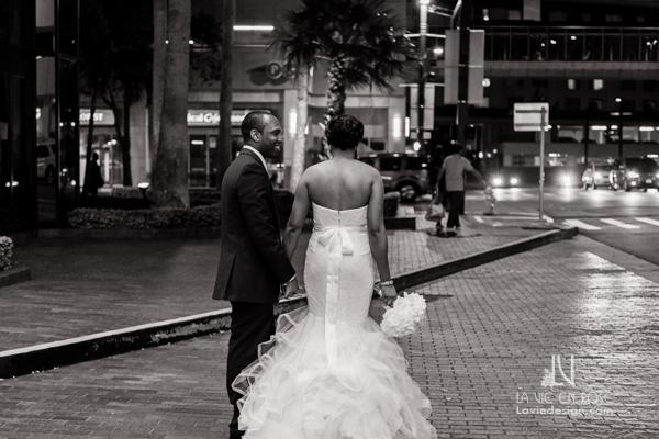la-vie-en-rose-reception-bride-groom-bouquet-hilton-downtown-tampa-florida