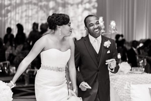 la-vie-en-rose-reception-bride-groom-hilton-downtown-tampa-florida