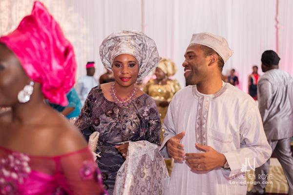 la-vie-en-rose-wedding-traditional-nigerian-clothing-bride-groom-hilton-downtown-tampa-florida