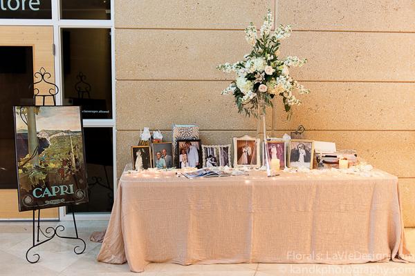 la-vie-en-rose-wedding-card-table-tree-museum-of-art-tampa-florida