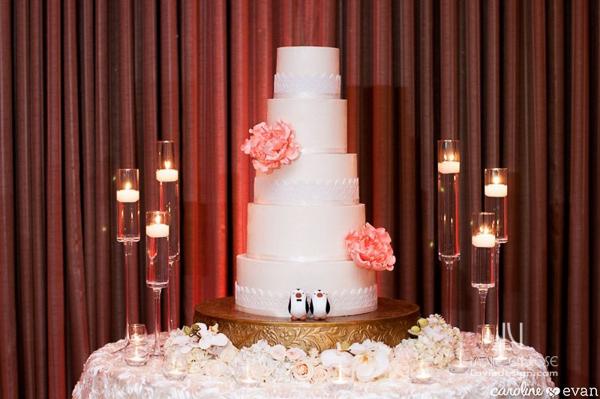la-vie-en-rose-wedding-reception-cake-candle-glass-table-vinoy-renaissance-st-petersburg-florida