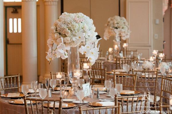 la-vie-en-rose-wedding-reception-centerpiece-guest-table-vinoy-renaissance-st-petersburg-florida