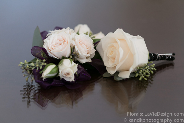 la-vie-en-rose-wedding-corsage-boutonniere-ivory-meuseum-of-art-tampa-florida