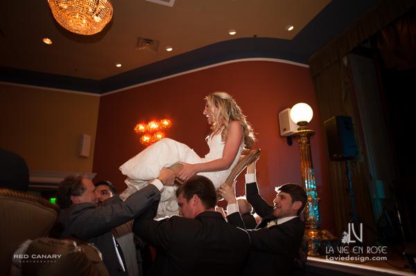 la-vie-en-rose-wedding-reception-party-bride-safety-harbor-resort-and-spa-clearwater-florida