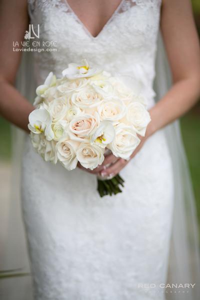 la-vie-en-rose-bridal-bouquet-ivory-orchid-saftey-harbor-resort-spa-clearwater-florida