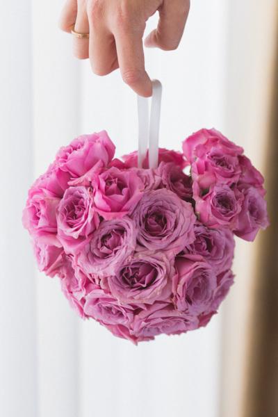 la-vie-en-rose-wedding-flower-girl-pomander-mickey-mouse-ceremony-carillon-hilton-hotel-st-petersburg-florida
