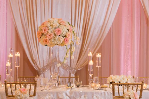 la-vie-en-rose-wedding-reception-party-table-centerpiece-fringed-tulip-calla-lily-floating-candle-mercury-votive-tall-vase-carillon-hilton-hotel-st-petersburg-fl