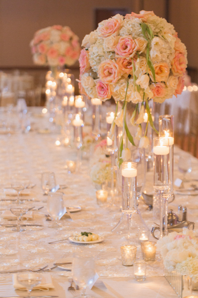 la-vie-en-rose-wedding-reception-floating-candle-calla-lily-fringed-tulip-centerpiece-mercury-votive-carillon-hilton-hotel-st-petersburg-florida