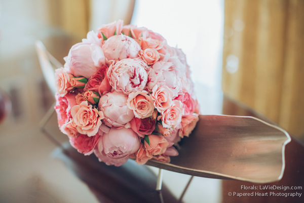 la-vie-en-rose-wedding-bride-bouque-baby-pink-peony-the-vault-downtown-tampa-florida