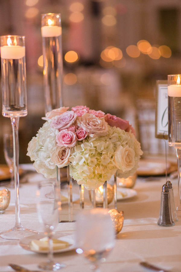 la-vie-en-rose-tampa-bay-saint-petersburg-wedding-hotel-reception-church-ceremony-candles-decor-floral-arrangements-table-specialty-linens-dupioni-centerpieces-tall-low-crystal-candelabra-wedding-party-roses-hydrangeas-spray-roses-peonies-garden-rose-pink-tones-blush-eucalyptus-romantic-elegant-the-vinoy
