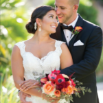 Kristy and Rhys' Wedding at The Grand Hyatt Featured in Tampa Bay Wedding Magazine
