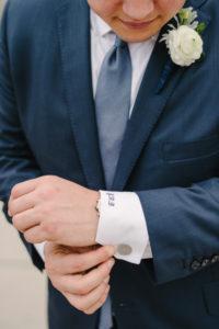 La-vie-en-rose-tampa-florida-wedding-white-cuff-links-elegant-oxford-exchange