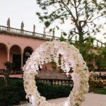 Mina and Joe's Wedding at the Ringling Museum of Art Sarasota Florida