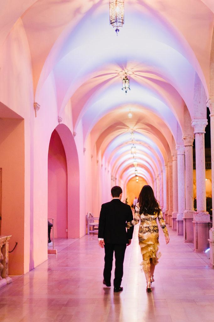 La-vie-en-rose-sarasota-florida-wedding-reception-elegant-lighting-ringling-museum