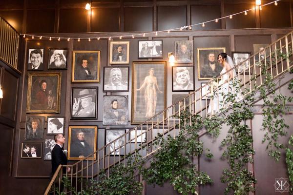La-vie-en-rose-tampa-florida-wedding-white-garden-eucalyptus-ceremony-greenery-elegant-oxford-exchange