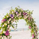 Elisha and Dennis's Wedding at The Ritz Carlton Beach Club Sarasota