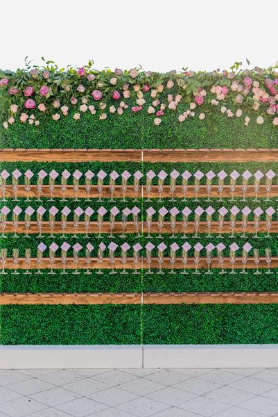 La-vie-en-rose-sarasota-florida-wedding-white-purple-champagne-wall-elegant-ritz-carlton-club