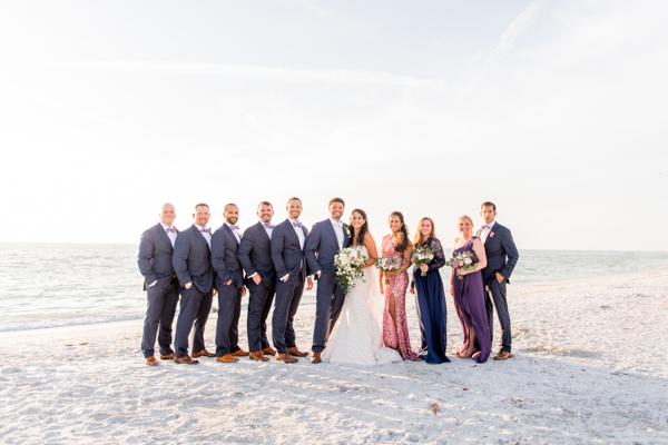 La-vie-en-rose-sarasota-florida-wedding-white-purple-ceremony-bouquet-elegant-ritz-carlton-club