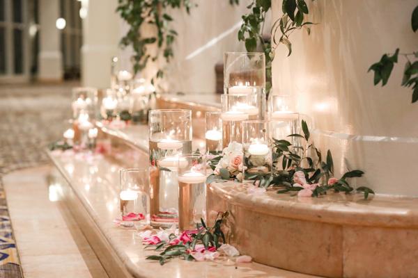 La-vie-en-rose-tampa-florida-wedding-white-pink-vine-staircase-elegant-hyatt
