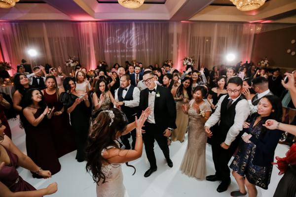 La-vie-en-rose-tampa-florida-wedding-white-dance-floor-elegant-hyatt