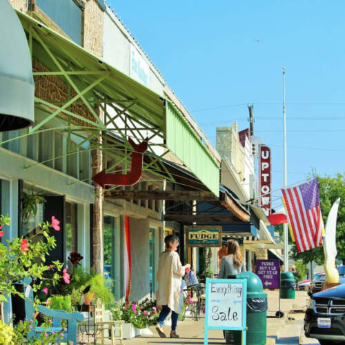 Downtown Marble Falls small