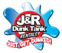 J&R Dunk Tank Rentals Logo