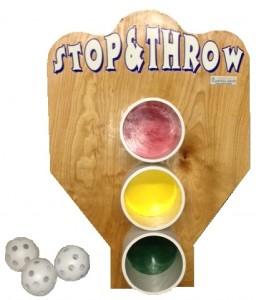 Stop-Throw-Wooden